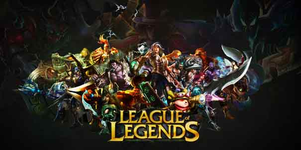 league-of-legends Gaming VPN
