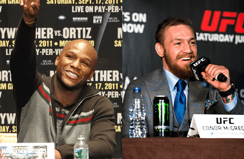 Watch Conor McGregor vs. Floyd Mayweather's Fight