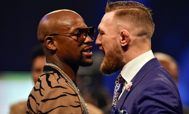 Floyd Mayweather vs. Conor McGregor Fight